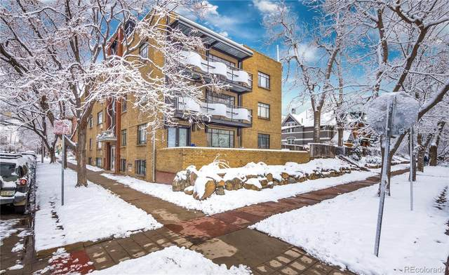 500 E 11th Avenue #402, Denver, CO 80203 (#3629226) :: The DeGrood Team
