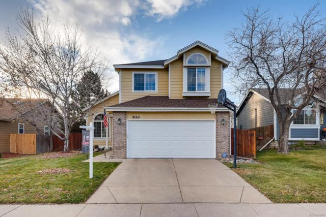 8165 S Humboldt Circle, Centennial, CO 80122 (#3629497) :: My Home Team