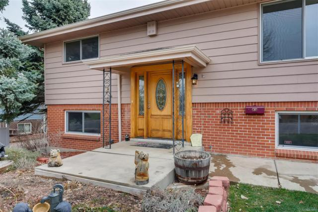 7260 S Penrose Court, Centennial, CO 80122 (#3629506) :: Compass Colorado Realty