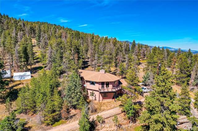 6731 Brook Forest Drive, Evergreen, CO 80439 (#3629592) :: The DeGrood Team