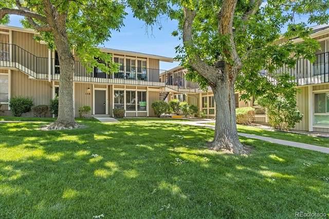 6495 E Happy Canyon Road #158, Denver, CO 80237 (#3630725) :: Colorado Home Finder Realty