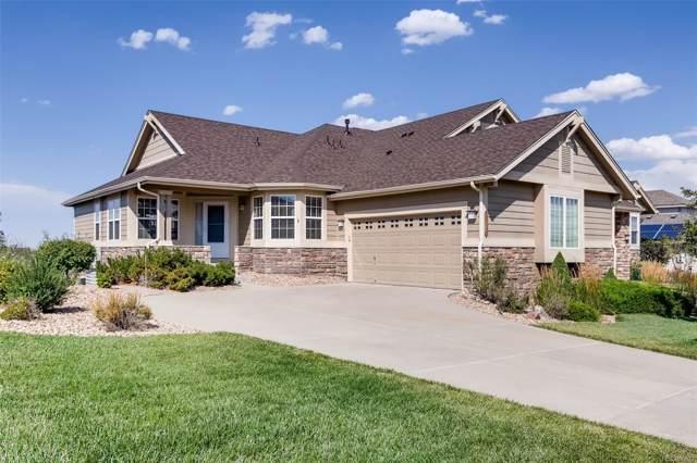 22141 E Canyon Place, Aurora, CO 80016 (#3630963) :: The Peak Properties Group