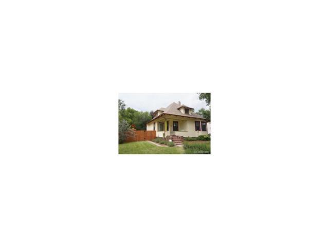 506 N Institute Street, Colorado Springs, CO 80903 (MLS #3631039) :: 8z Real Estate