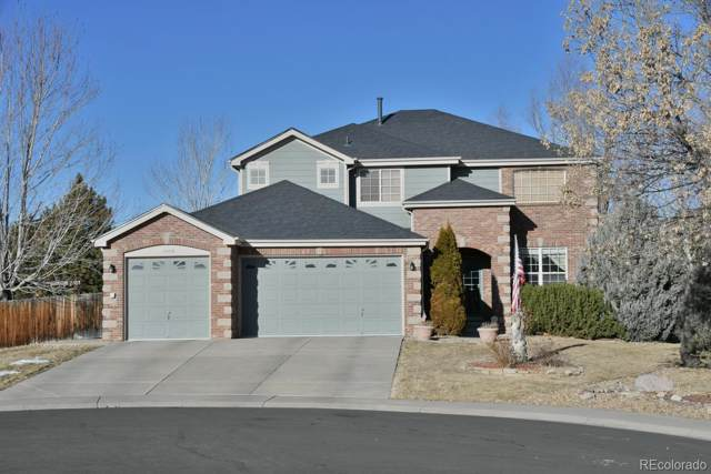 17179 E Hawksbead Drive, Parker, CO 80134 (#3631111) :: Colorado Home Finder Realty