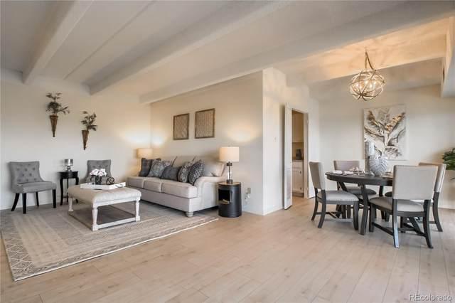 7865 E Mississippi Avenue #1405, Denver, CO 80247 (#3631148) :: Finch & Gable Real Estate Co.