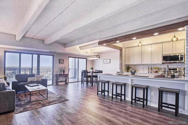 7865 E Mississippi Avenue #1006, Denver, CO 80247 (#3631267) :: Kimberly Austin Properties