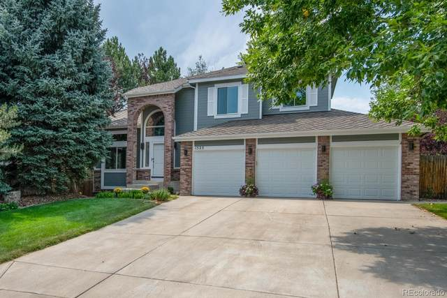 1525 Ridgeview Drive, Louisville, CO 80027 (#3631289) :: The DeGrood Team