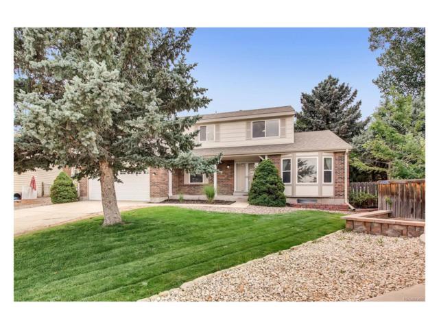 1111 E Otero Place, Centennial, CO 80122 (MLS #3631307) :: 8z Real Estate