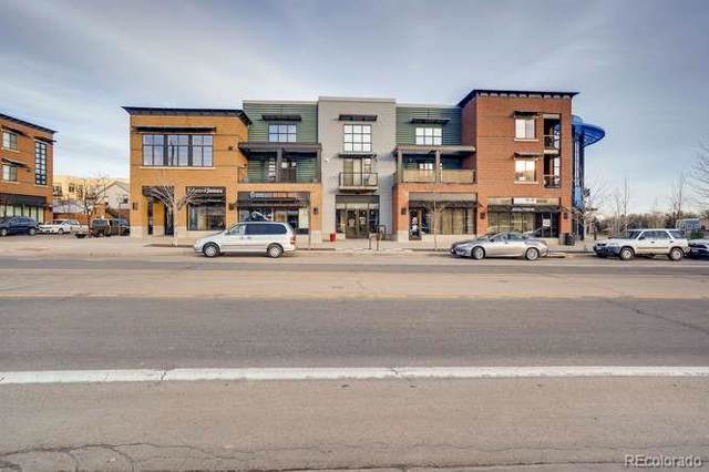 4520 Broadway Street #208, Boulder, CO 80304 (#3631415) :: The Griffith Home Team