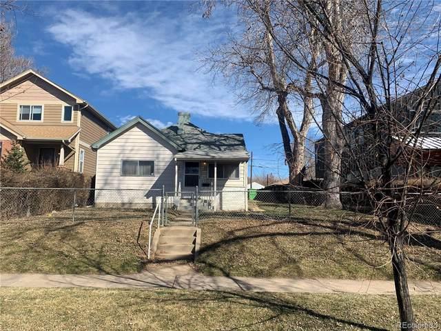 3169 W 26th Avenue, Denver, CO 80211 (#3631529) :: Wisdom Real Estate
