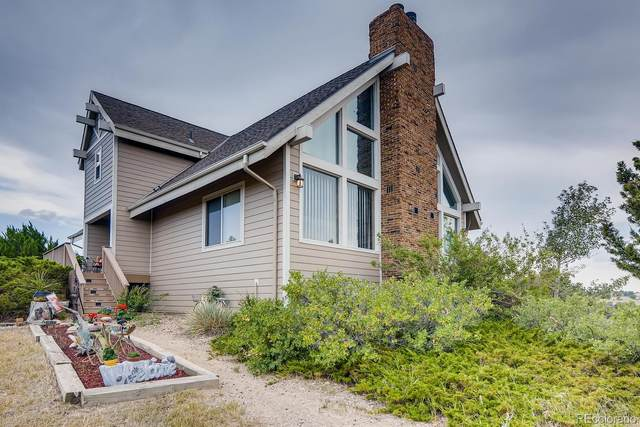 2210 Frontier Lane, Franktown, CO 80116 (#3632022) :: James Crocker Team