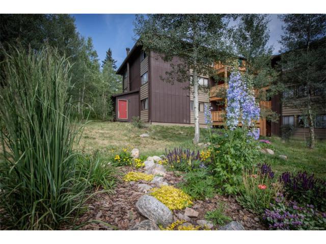 409 Salt Lick Circle #2, Silverthorne, CO 80498 (MLS #3632193) :: 8z Real Estate