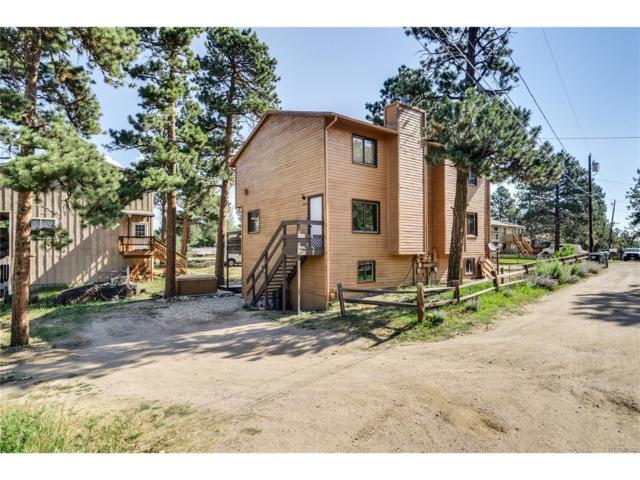 30429 Conifer Road, Evergreen, CO 80439 (MLS #3632254) :: 8z Real Estate