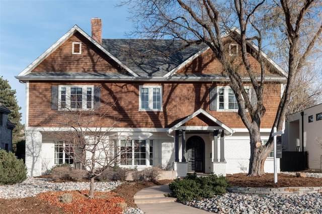220 S Cherry Street, Denver, CO 80246 (#3632484) :: Real Estate Professionals