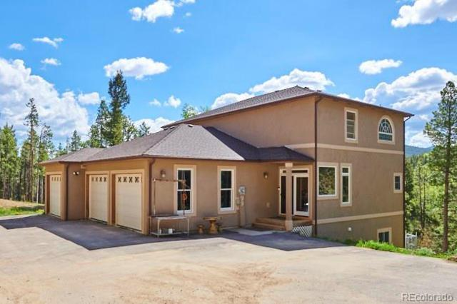 99 Carroll Court, Black Hawk, CO 80422 (#3633042) :: The Galo Garrido Group