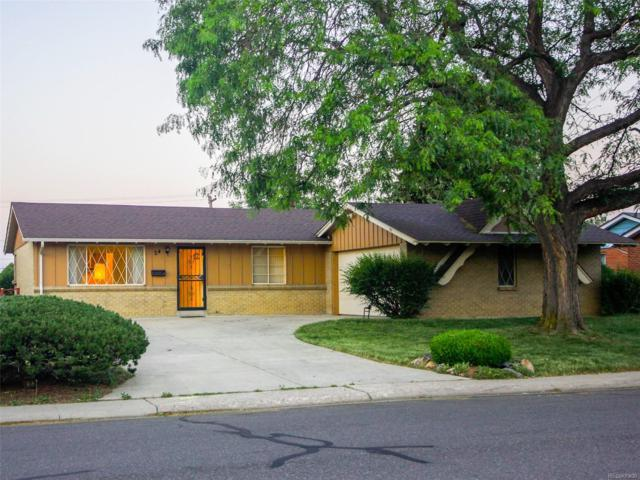24 S Ames Street, Lakewood, CO 80226 (#3633100) :: Wisdom Real Estate