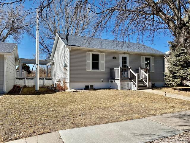 487 C Avenue, Limon, CO 80828 (#3633102) :: Bring Home Denver with Keller Williams Downtown Realty LLC