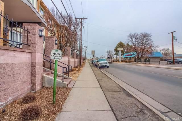 495 S Dayton Street 2B, Denver, CO 80247 (#3633383) :: The Dixon Group