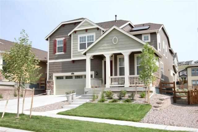 19175 W 84th Place, Arvada, CO 80007 (#3633456) :: Structure CO Group