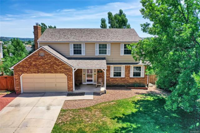 745 Saddlemountain Road, Colorado Springs, CO 80919 (#3633574) :: Harling Real Estate