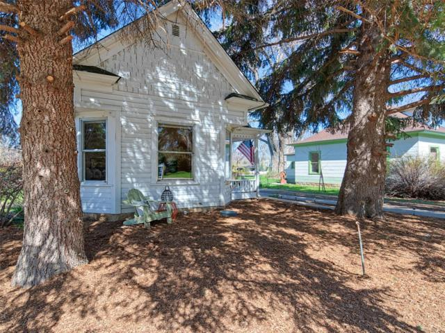 160 4th Avenue, Niwot, CO 80503 (#3633952) :: The DeGrood Team