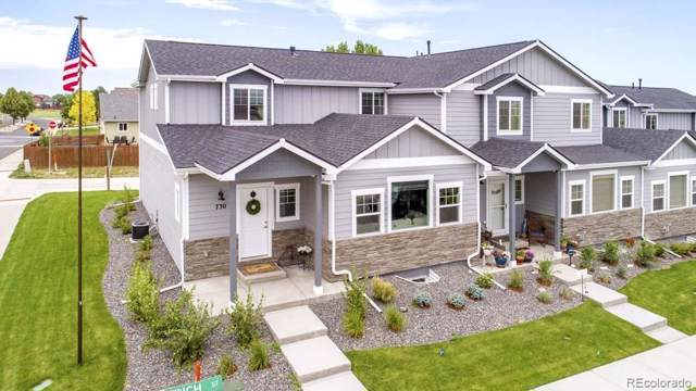 716 Finch Drive, Severance, CO 80550 (#3633978) :: The Peak Properties Group