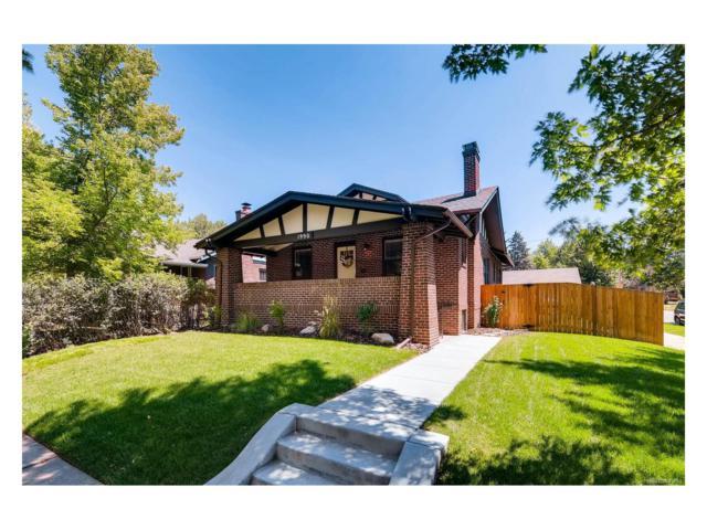 1990 S Sherman Street, Denver, CO 80210 (MLS #3634255) :: 8z Real Estate