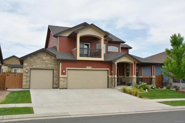 16309 E 99th Way, Commerce City, CO 80022 (#3634613) :: The DeGrood Team