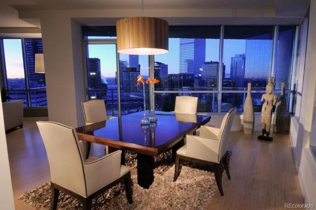 2001 Lincoln Street #2011, Denver, CO 80202 (#3634729) :: The Griffith Home Team