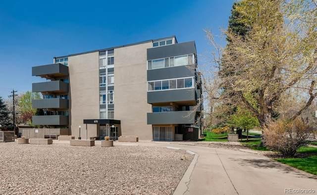 675 S University Boulevard #304, Denver, CO 80209 (#3634773) :: Portenga Properties