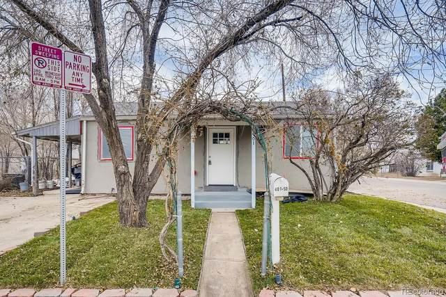 401 S Newton Street, Denver, CO 80219 (#3634805) :: Kimberly Austin Properties
