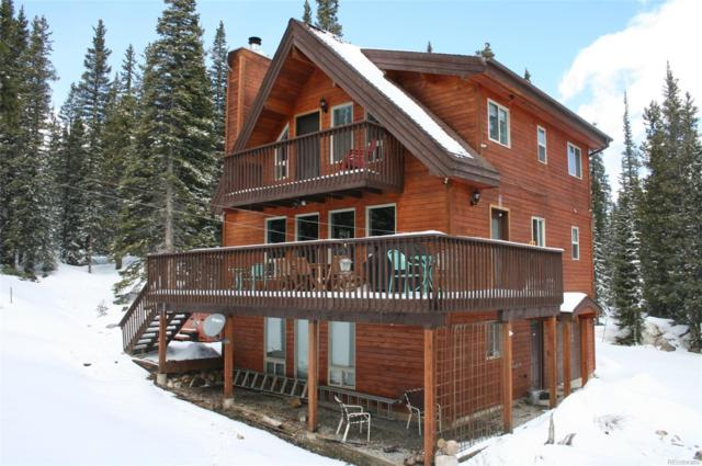 172 Mountain View Drive, Fairplay, CO 80440 (MLS #3634860) :: Kittle Real Estate