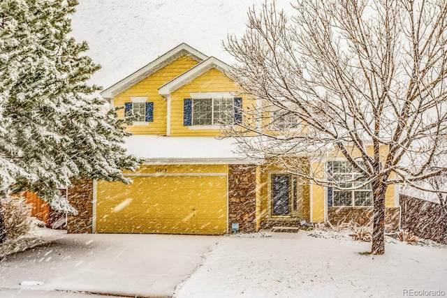 16929 Cornerstone Lane, Parker, CO 80134 (#3635075) :: The HomeSmiths Team - Keller Williams