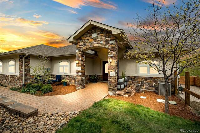 4970 Easley Road, Golden, CO 80403 (#3635152) :: Mile High Luxury Real Estate