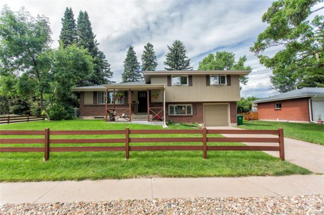 6597 S Clarkson Street, Centennial, CO 80121 (MLS #3635176) :: 8z Real Estate