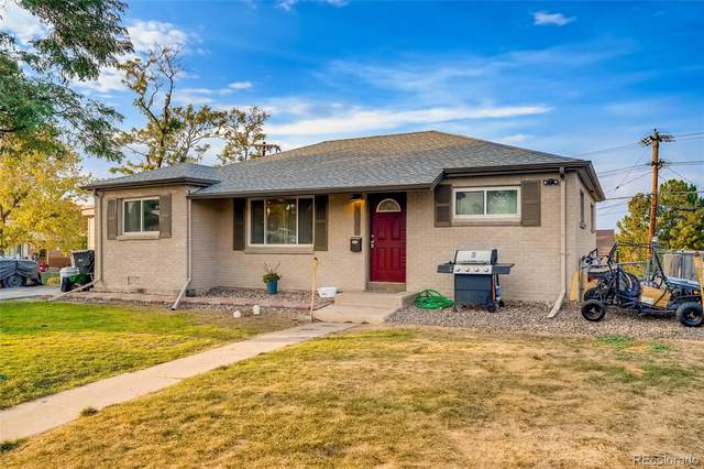 2301 E 93rd Place, Thornton, CO 80229 (#3635182) :: The Scott Futa Home Team