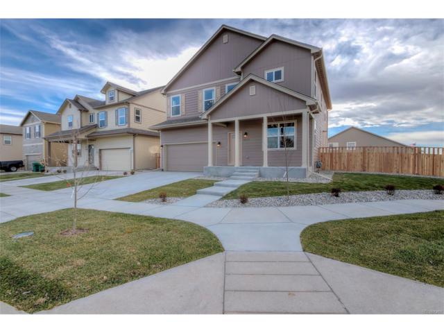 1850 Fletcher Avenue, Lochbuie, CO 80603 (#3635491) :: The Griffith Home Team