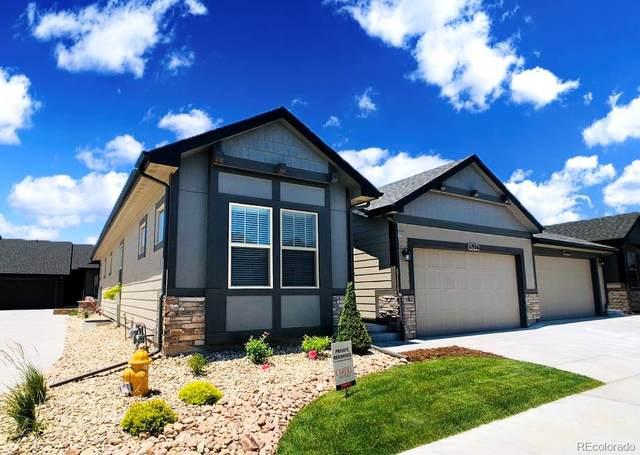 11926 Barrentine Loop, Parker, CO 80138 (MLS #3635637) :: 8z Real Estate