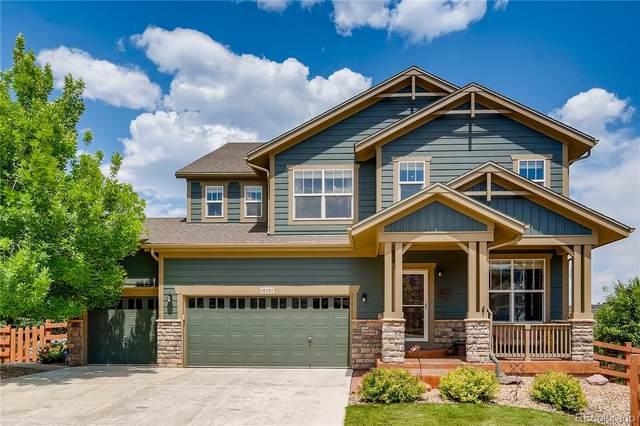 10381 Stable Lane, Littleton, CO 80125 (#3635670) :: Peak Properties Group