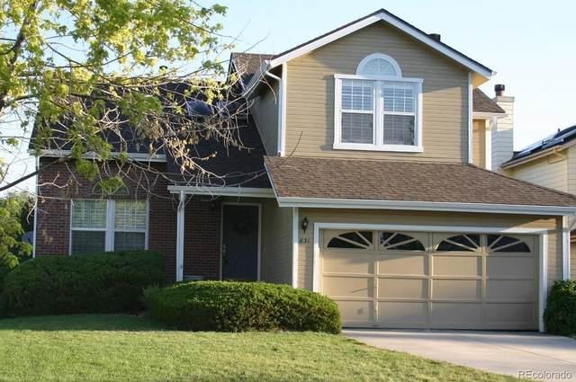 831 Thames Street, Highlands Ranch, CO 80126 (MLS #3635875) :: 8z Real Estate