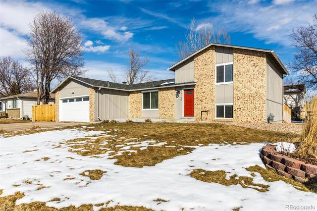 7100 Van Gordon Street, Arvada, CO 80004 (#3635891) :: The Gilbert Group