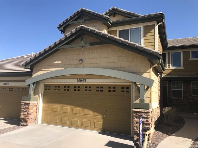 15053 E Crestridge Drive, Centennial, CO 80015 (#3636063) :: The HomeSmiths Team - Keller Williams