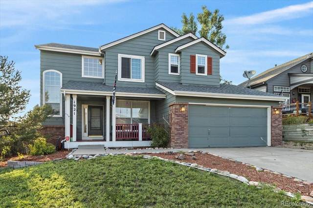 1921 Sandhurst Drive, Castle Rock, CO 80104 (#3636260) :: Venterra Real Estate LLC
