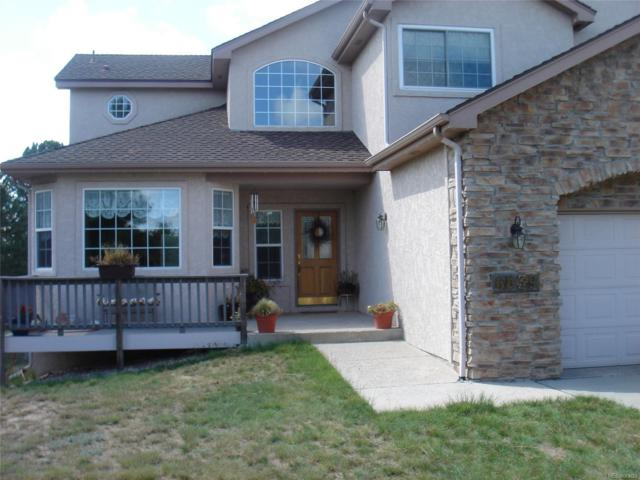 6839 N Trailway Circle, Parker, CO 80134 (MLS #3636380) :: 8z Real Estate