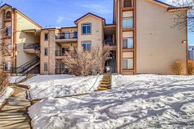 2575 S Syracuse Way F205, Denver, CO 80231 (MLS #3637440) :: 8z Real Estate