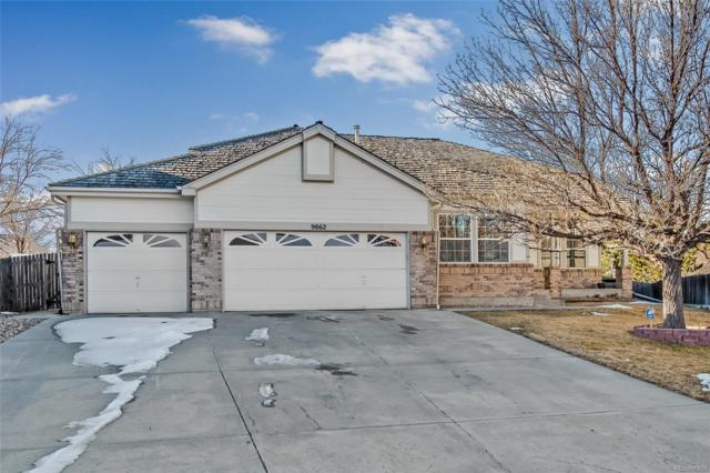 9862 Indian Wells Drive, Lone Tree, CO 80124 (#3637782) :: HomeSmart Realty Group