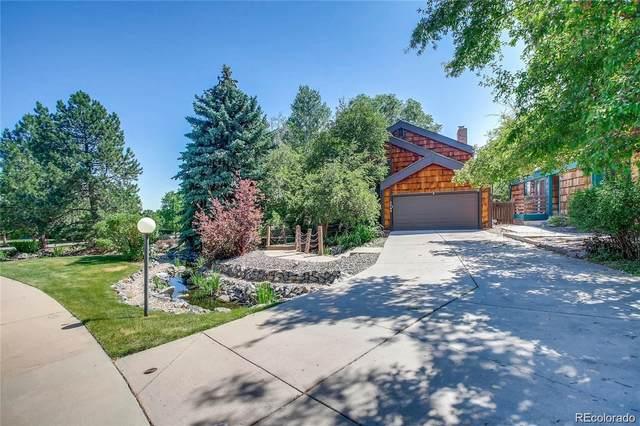 5764 S Kline Street, Littleton, CO 80127 (#3638040) :: Peak Properties Group
