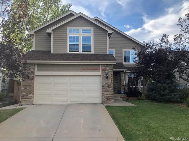 5683 S Zante Circle, Aurora, CO 80015 (#3638167) :: Wisdom Real Estate
