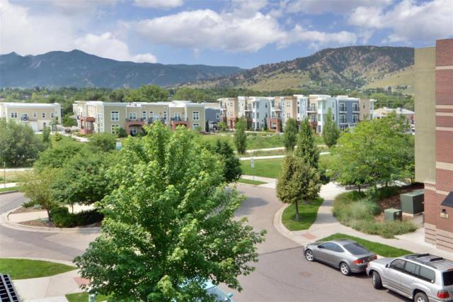 1310 Rosewood Avenue 5C, Boulder, CO 80304 (#3638226) :: The Galo Garrido Group
