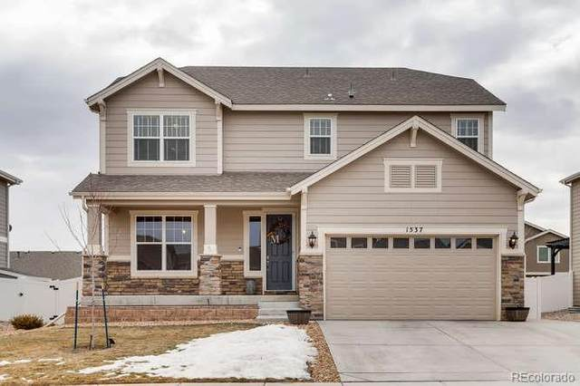 1537 Glacier Avenue, Berthoud, CO 80513 (MLS #3638308) :: 8z Real Estate